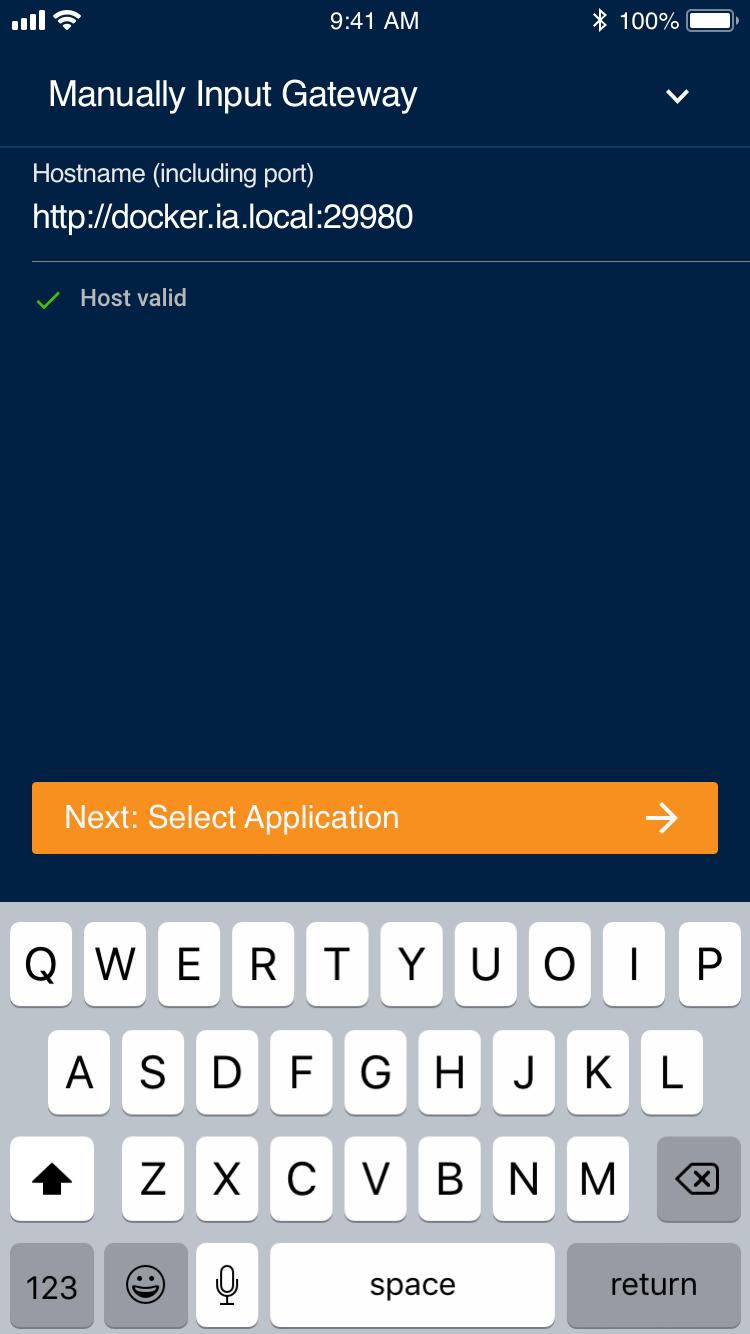 Add Manual - Valid