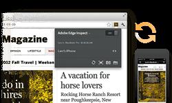 edge inspect browsing