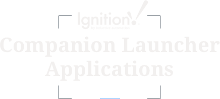 Ignition Desktop Launchers